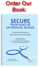 Fast Track Medical School Interview Course Book Secure Your Place at Medical School